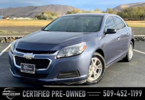 2014 Chevrolet Malibu for sale at Premier Auto Group in Union Gap WA