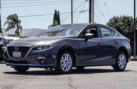 2016 Mazda MAZDA3 for sale at Auto Max Brokers in Palmdale CA