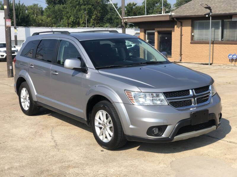 2017 Dodge Journey for sale at Safeen Motors in Garland TX