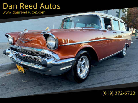 1957 Chevrolet 210 for sale at Dan Reed Autos in Escondido CA