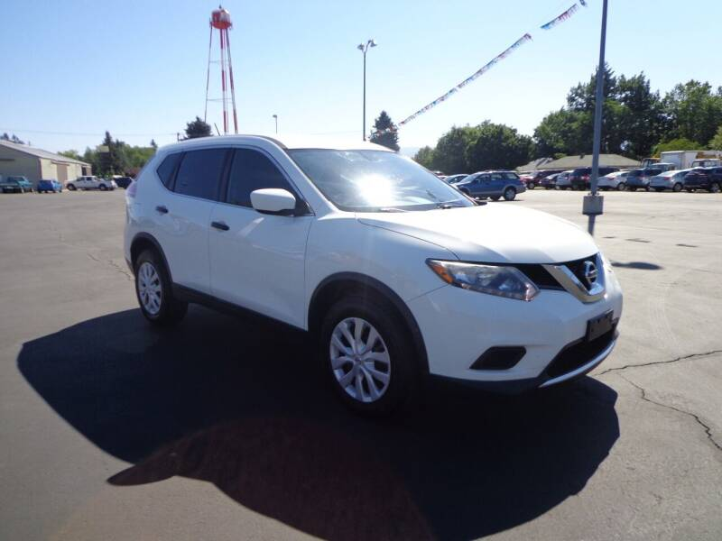 2016 Nissan Rogue for sale at New Deal Used Cars in Spokane Valley WA
