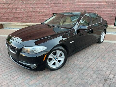 2011 BMW 5 Series for sale at Euroasian Auto Inc in Wichita KS