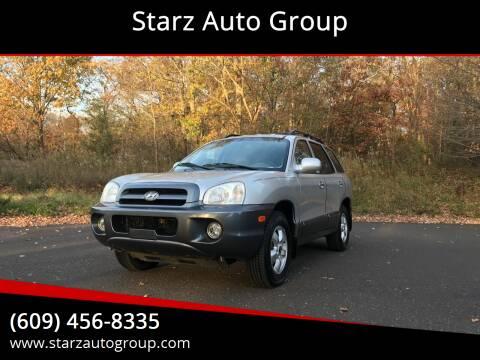 2005 Hyundai Santa Fe for sale at Starz Auto Group in Delran NJ