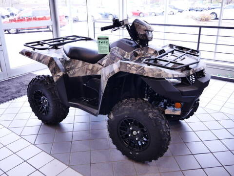 2020 Suzuki ATV LTA750XPZSMO for sale at Rydell Auto Outlet in Mounds View MN