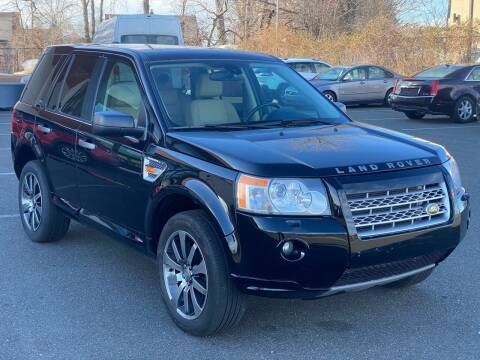 2008 Land Rover LR2 for sale at MAGIC AUTO SALES in Little Ferry NJ