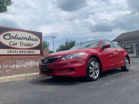 2012 Honda Accord for sale at Columbus Car Trader in Reynoldsburg OH