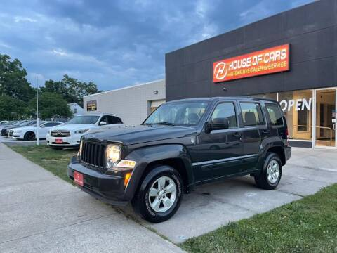 2010 Jeep Liberty for sale at HOUSE OF CARS CT in Meriden CT