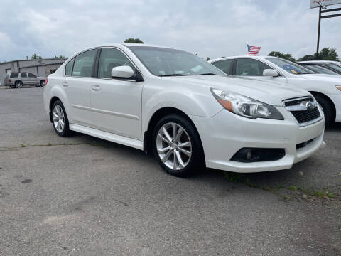 2014 Subaru Legacy for sale at Auto Credit Xpress in North Little Rock AR