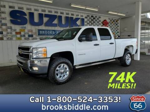 2011 Chevrolet Silverado 2500HD for sale at BROOKS BIDDLE AUTOMOTIVE in Bothell WA