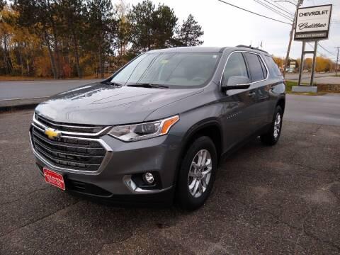 2021 Chevrolet Traverse for sale at KATAHDIN MOTORS INC /  Chevrolet & Cadillac in Millinocket ME