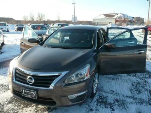 2013 Nissan Altima for sale at Prospect Auto Sales in Osseo MN