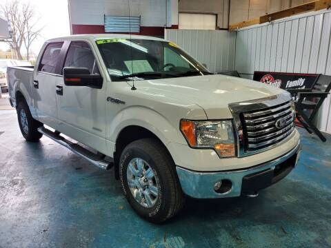 2012 Ford F-150 for sale at Stach Auto in Janesville WI