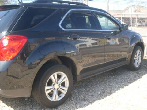 2011 Chevrolet Equinox for sale at Flag Motors in Islip Terrace NY