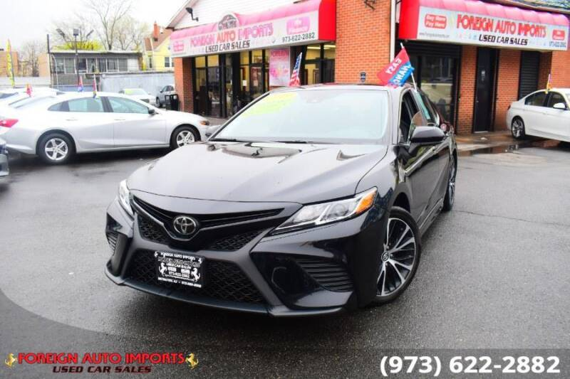 2019 Toyota Camry for sale at www.onlycarsnj.net in Irvington NJ