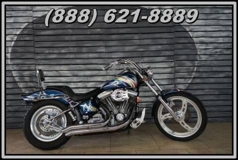 1999 Harley-Davidson FXST Softail Standard for sale at AZautorv.com in Mesa AZ