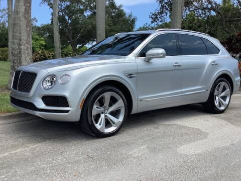 2019 Bentley Bentayga for sale at Hardy Automotive in Hollywood FL