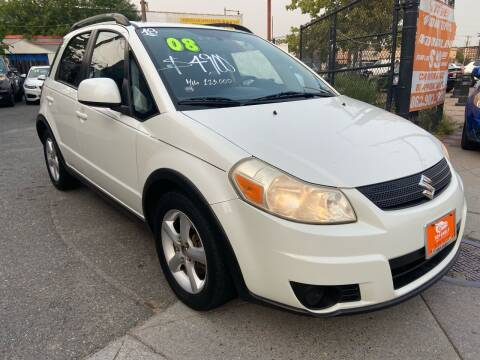 2008 Suzuki SX4 Crossover for sale at TOP SHELF AUTOMOTIVE in Newark NJ