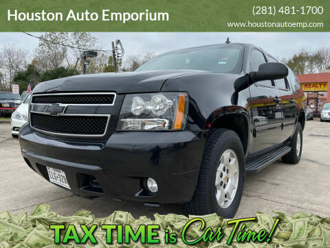 2010 Chevrolet Suburban for sale at Houston Auto Emporium in Houston TX