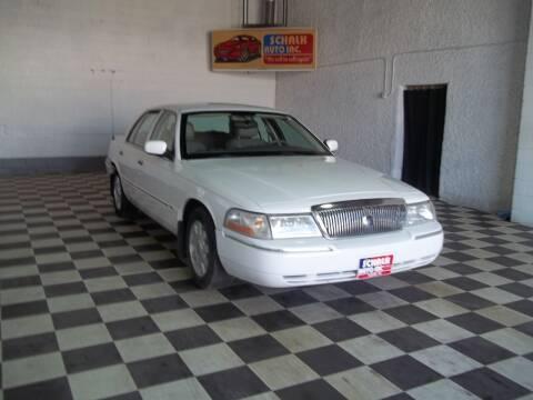 2005 Mercury Grand Marquis for sale at Schalk Auto Inc in Albion NE