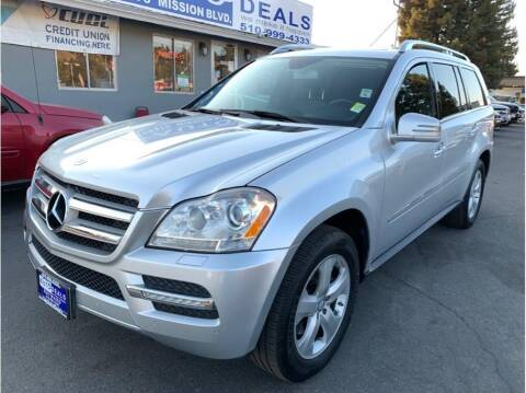2012 Mercedes-Benz GL-Class for sale at AutoDeals in Daly City CA