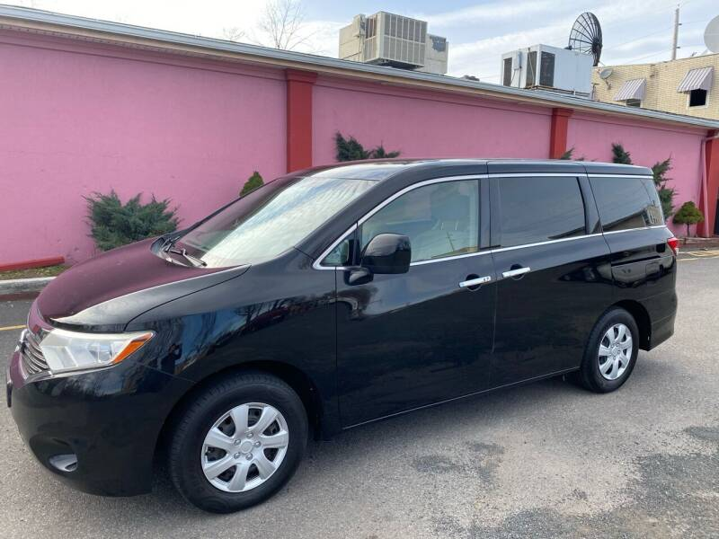 2012 Nissan Quest for sale at Bluesky Auto in Bound Brook NJ