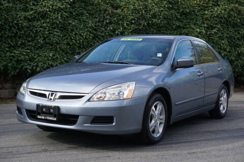 2007 Honda Accord for sale at West Coast Auto Works in Edmonds WA