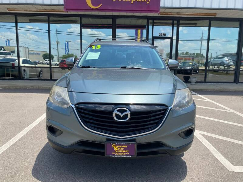 2013 Mazda CX-9 for sale at Greenville Motor Company in Greenville NC
