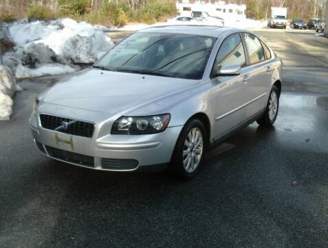 2004 Volvo S40 for sale at Cars R Us Of Kingston in Kingston NH