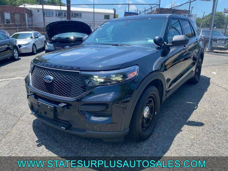 2020 Ford Explorer for sale at State Surplus Auto in Newark NJ