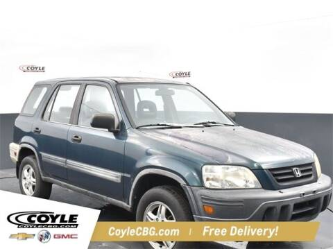 1997 Honda CR-V for sale at COYLE GM - COYLE NISSAN - New Inventory in Clarksville IN