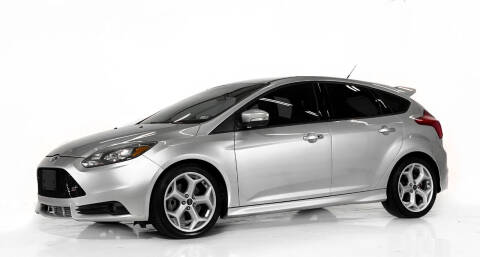 2014 Ford Focus for sale at Houston Auto Credit in Houston TX