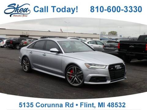 2017 Audi S6 for sale at Jamie Sells Cars 810 - Linden Location in Flint MI