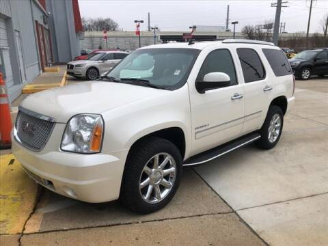 2012 GMC Yukon for sale at Tom Roush Budget Westfield in Westfield IN