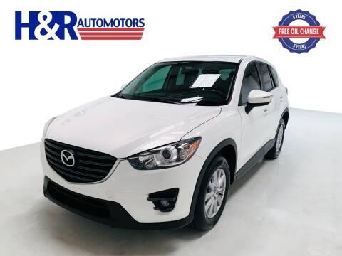 2016 Mazda CX-5 for sale at H&R Auto Motors in San Antonio TX