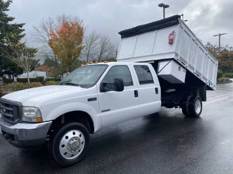 2004 Ford F-450 Super Duty for sale at Washington Auto Loan House in Seattle WA