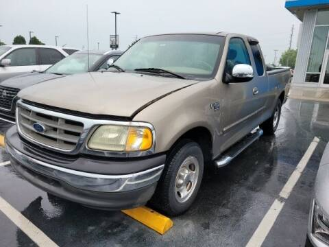 2002 Ford F-150 for sale at COYLE GM - COYLE NISSAN - New Inventory in Clarksville IN