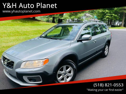 2010 Volvo XC70 for sale at Y&H Auto Planet in West Sand Lake NY