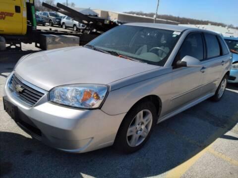 2006 Chevrolet Malibu Maxx for sale at Cj king of car loans/JJ's Best Auto Sales in Troy MI