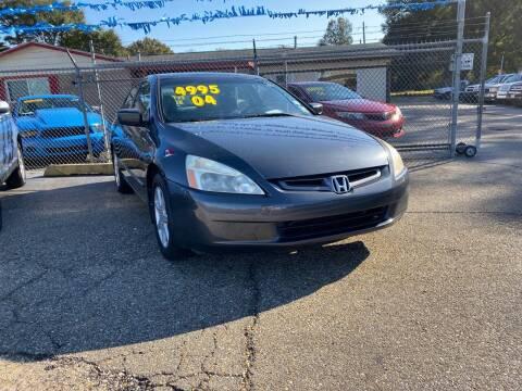 2004 Honda Accord for sale at Port City Auto Sales in Baton Rouge LA