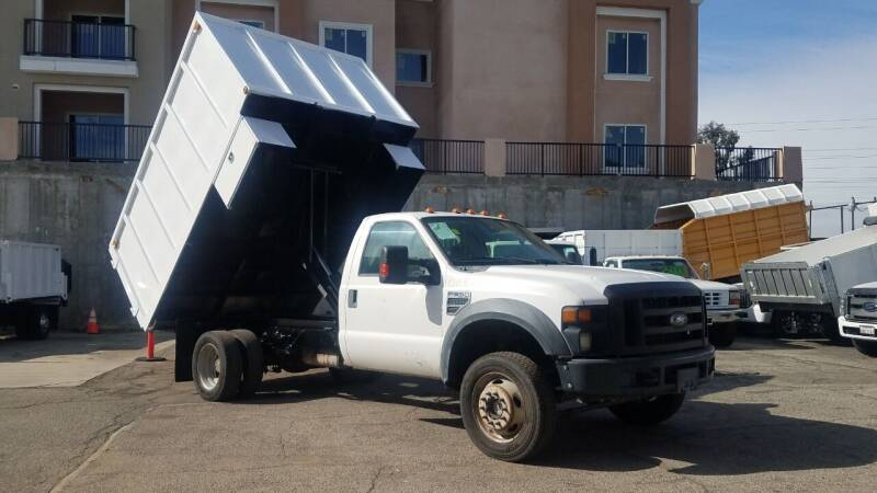 2009 Ford F-550 Super Duty for sale at Vehicle Center in Rosemead CA