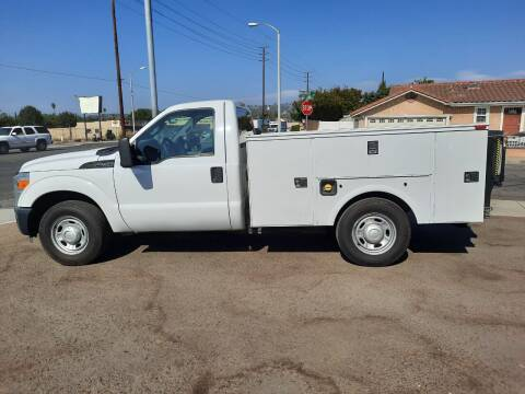 2012 Ford F-250 Super Duty for sale at S & S Auto Sales in La  Habra CA