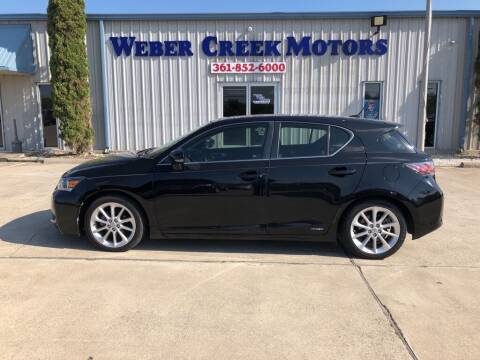 2011 Lexus CT 200h for sale at Weber Creek Motors in Corpus Christi TX