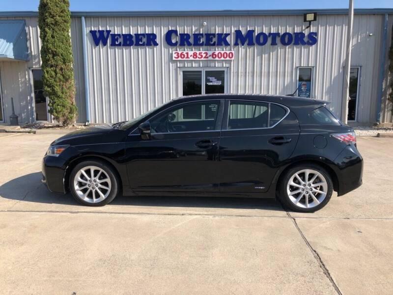 2011 Lexus CT 200h for sale at Weber Creek Motors in Corpus Christi TX