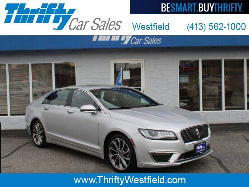 2018 Lincoln MKZ for sale at Thrifty Car Sales Westfield in Westfield MA