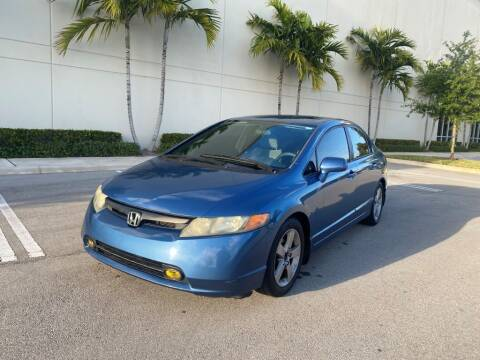 2008 Honda Civic for sale at Keen Auto Mall in Pompano Beach FL