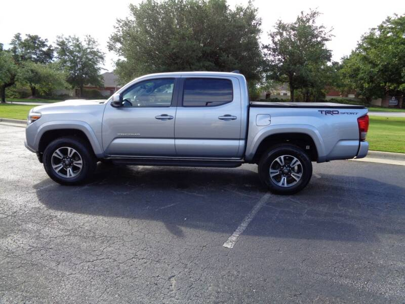 2016 Toyota Tacoma for sale at BALKCUM AUTO INC in Wilmington NC