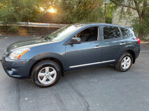 2012 Nissan Rogue for sale at 5 Stars Auto Service and Sales in Chicago IL