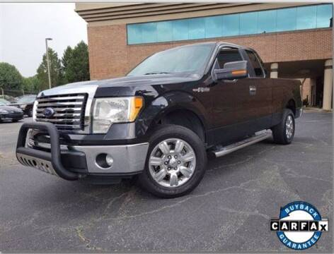 2012 Ford F-150 for sale at Carma Auto Group in Duluth GA