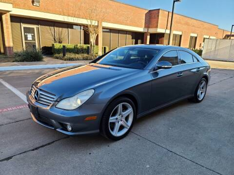 2008 Mercedes-Benz CLS for sale at DFW Autohaus in Dallas TX