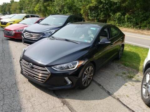 2017 Hyundai Elantra for sale at Cj king of car loans/JJ's Best Auto Sales in Troy MI